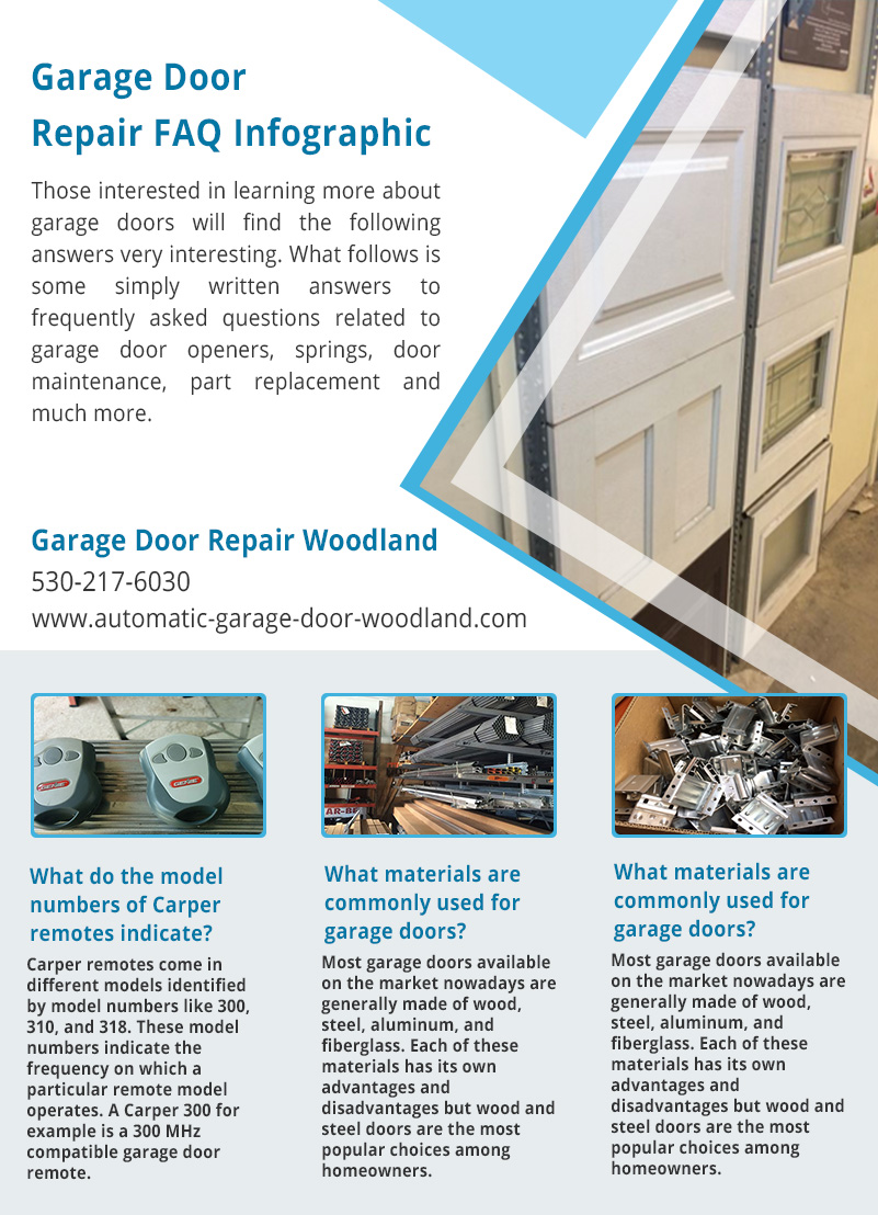 About us 530 217 6030 garage door repair woodland ca for Garage door repair thousand oaks